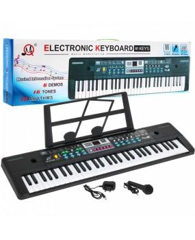 Elektronické klávesy MQ- 601UFB